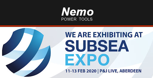 Nemo Power Tools at Subsea Expo 2020