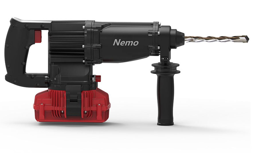 Nemo SDS Rotary Hammer Drill - available in the UK