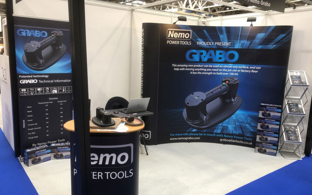 The Nemo Grabo at UKCW19 UK