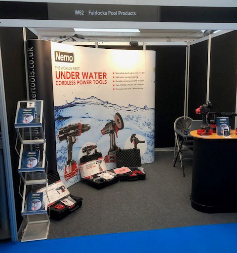 Nemo Power Tools at Ocean Business 2019